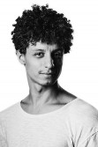 Portrait of the choreographer Juliano Nunes
