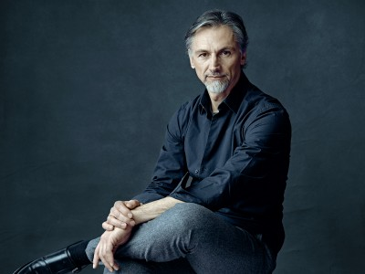 Ivan Cavallari, artistic director of Les Grands Ballets