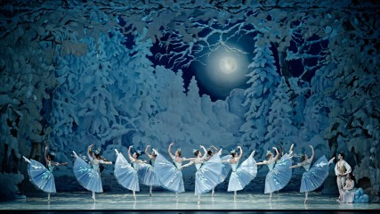 The Nutcracker, Land of Snow