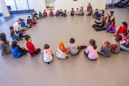 The Nutcracker Fund for Children's Educational Workshop