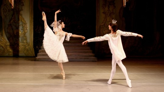 Cinderella, by the National Ballet of Ukraine