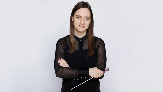 Dina Gilbert, Orchestra conductor