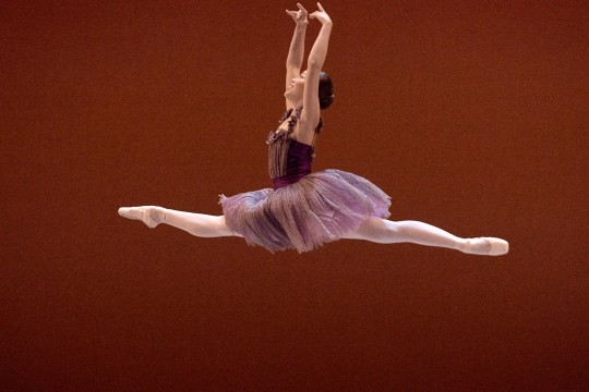 Dancer Isabelle Chen in Don Quixote