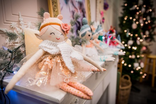 Find gifts for your whole family at The Nutcracker Market